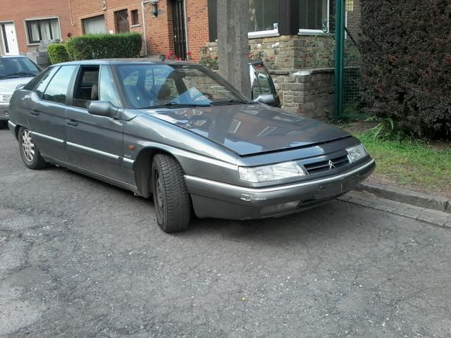 image Citroën XM Turbo 150 cv