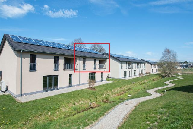 image 4760 BULLINGEN : charmant appartement neuf, 2 ch, 130m², terrasse