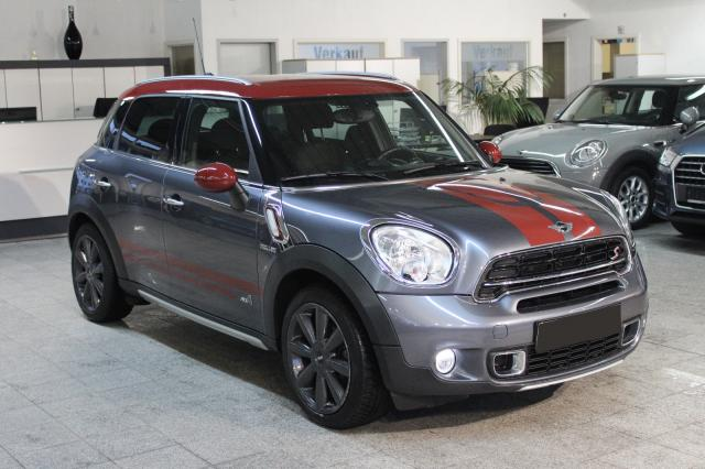 image MINI Cooper SD Countryman ALL4 Navi 18""