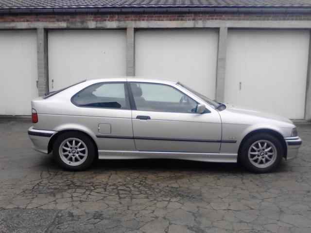 image BMW 318 Tds Compact.