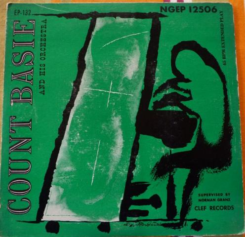 image Vinyl Count BASIE and his Orchestra