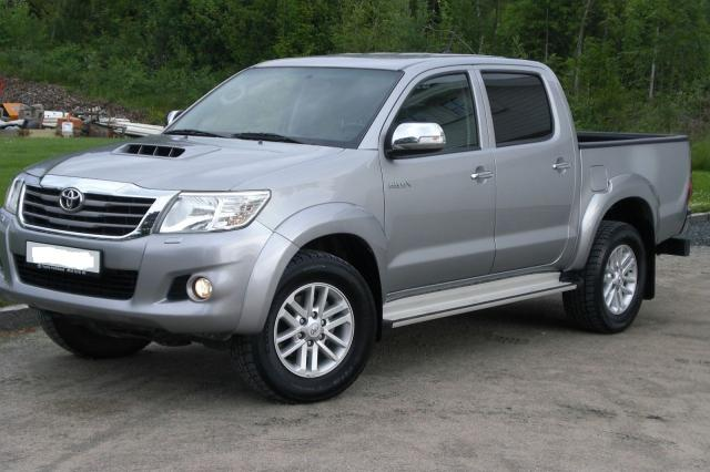 image Toyota Hilux 297600 Strokes