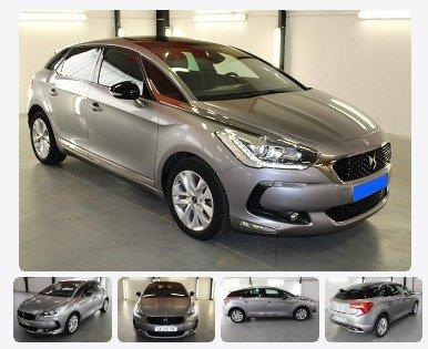 image CITROEN DS5 2.0 BLUEHDI 180CV EAT6 SO CHIC