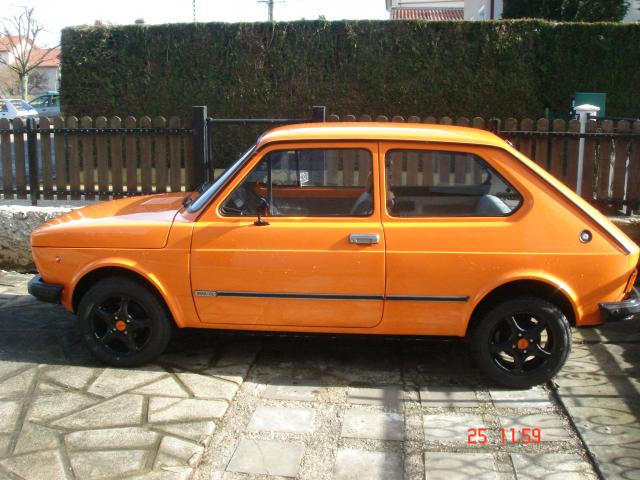 image Fiat 127 kit abarth
