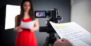 image Recrutement  audition tournage