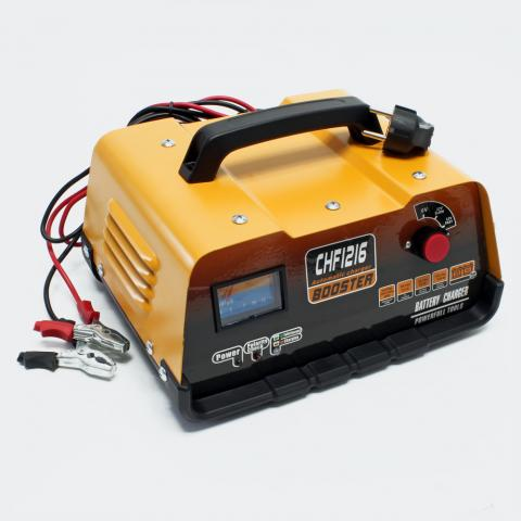 image Chargeur batteries CHF1216  6-12V