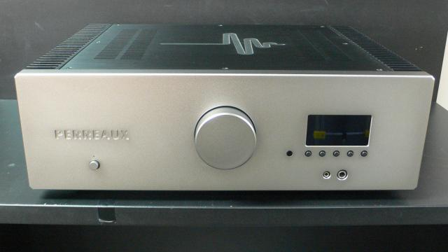 image Perreaux Eloquence 250i Integrated Amplifier Inc. DAC & Phono Stage