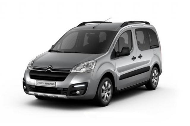 image CITROEN BERLINGO 1.6 BLUEHDI 120CV XTR PLUS + CAMERA DE RECUL + NAVI