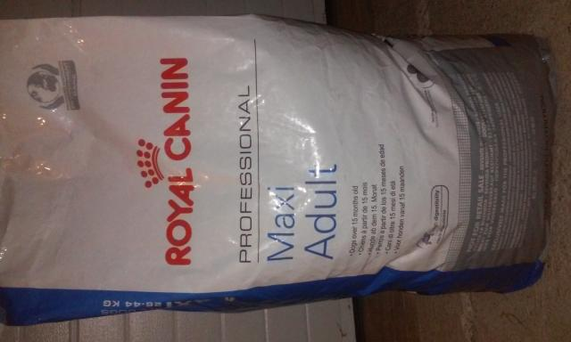 image Croquettes Royal Canin 20kgs