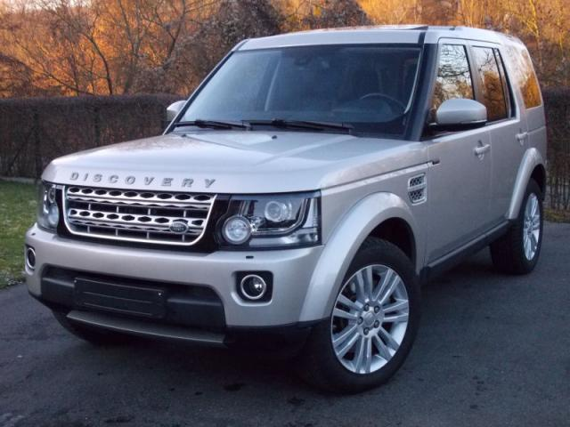 image Land Rover Discovery 3.0 L TDV6 HSE 7 places