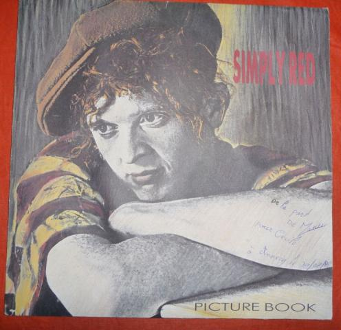 image Vinyl SIMPLY  RED